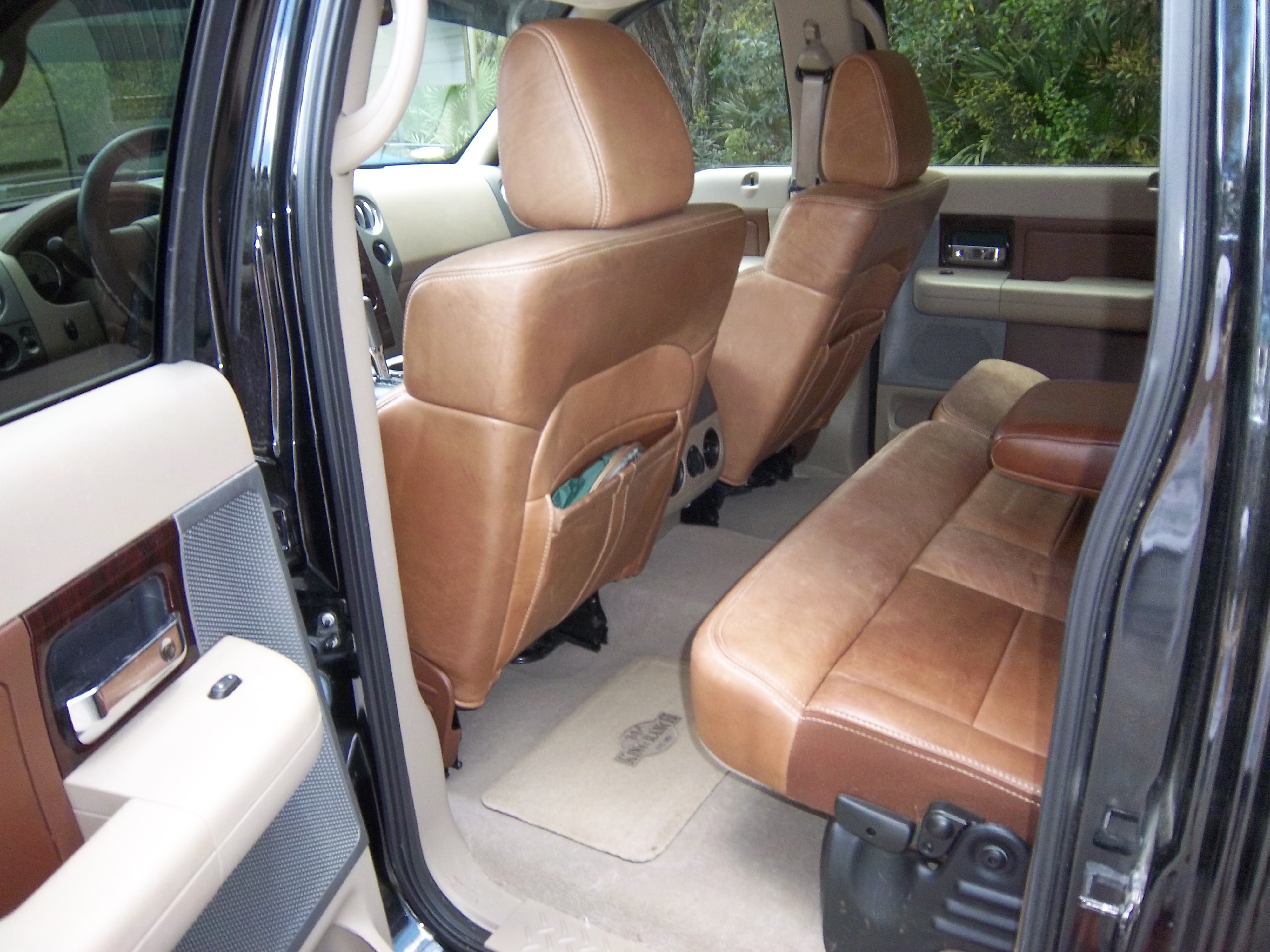 2006 Ford F150 King Ranch Seats 2004 F 150 56 000 Original Miles What Is Best To