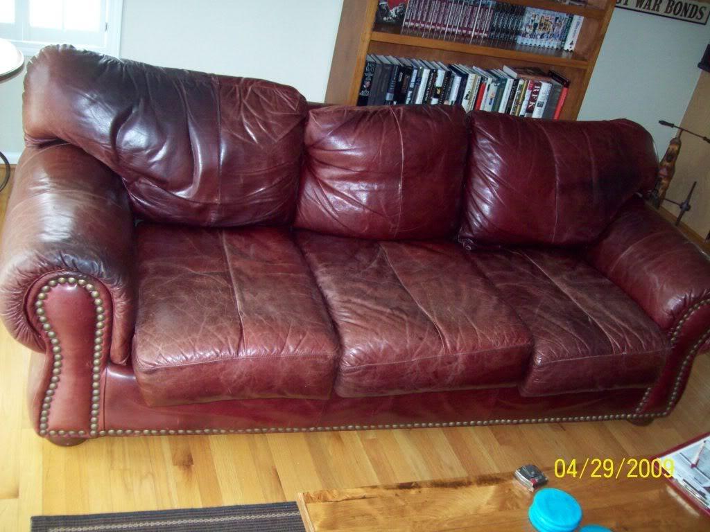 Aniline Dyed Leather Sofa Www Gradschoolfairs Com