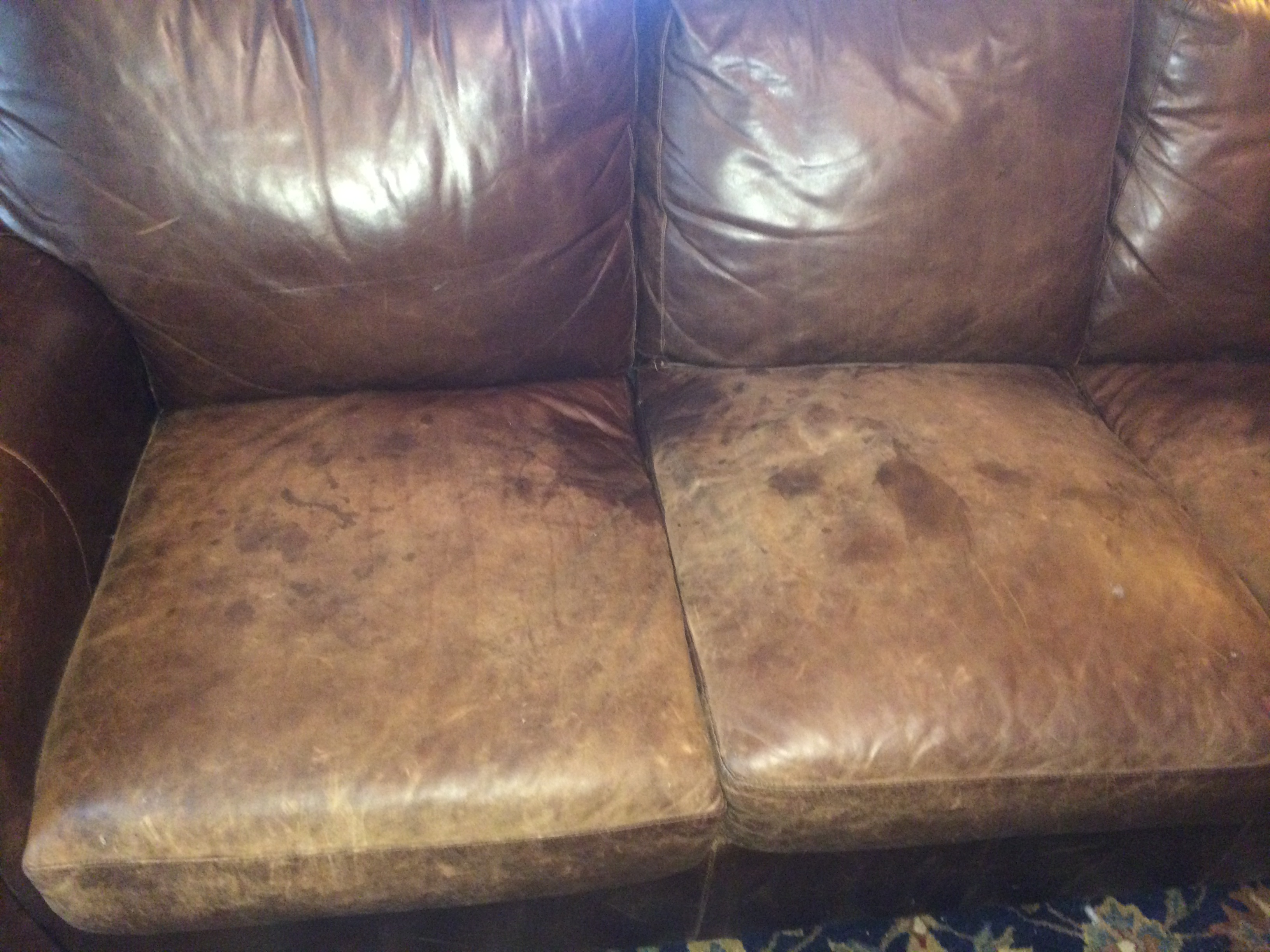 Aniline Sauvage Aniline Wax Leather Stains And Wear Repair