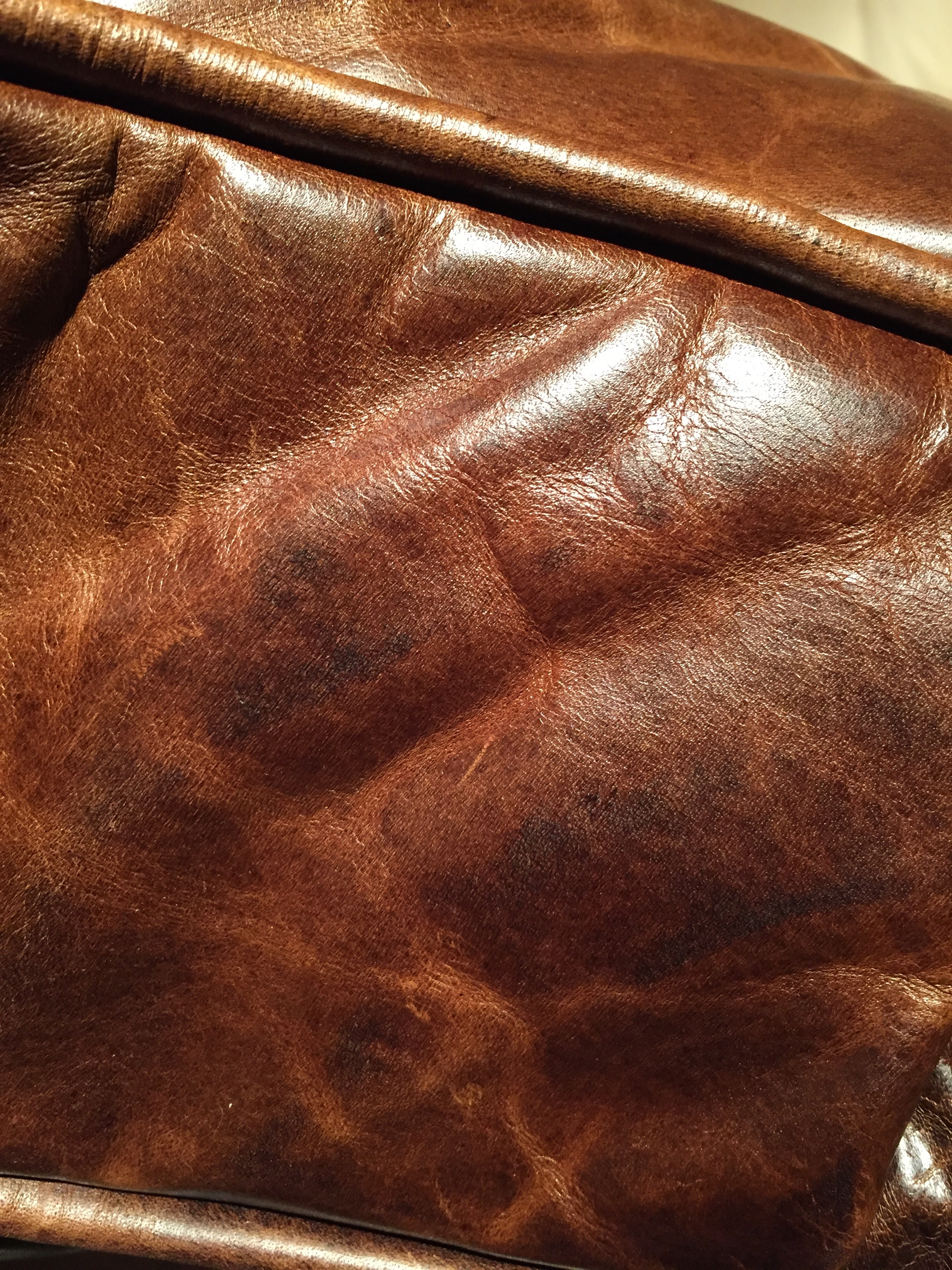 Lancaster Leather Sofa Restoration Hardware hmmi
