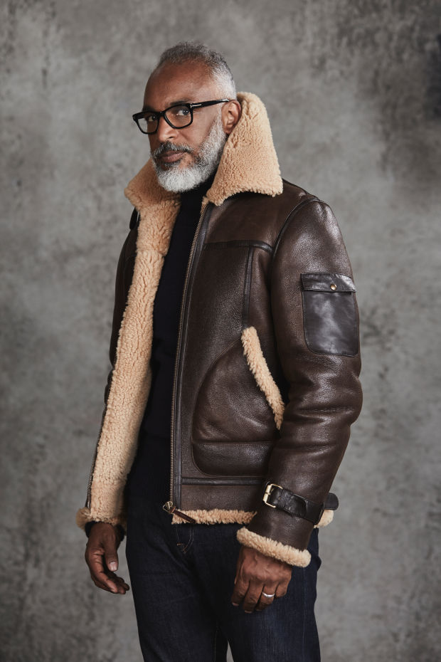 Name:  Oliver Sweeney Shearling Coat.jpg