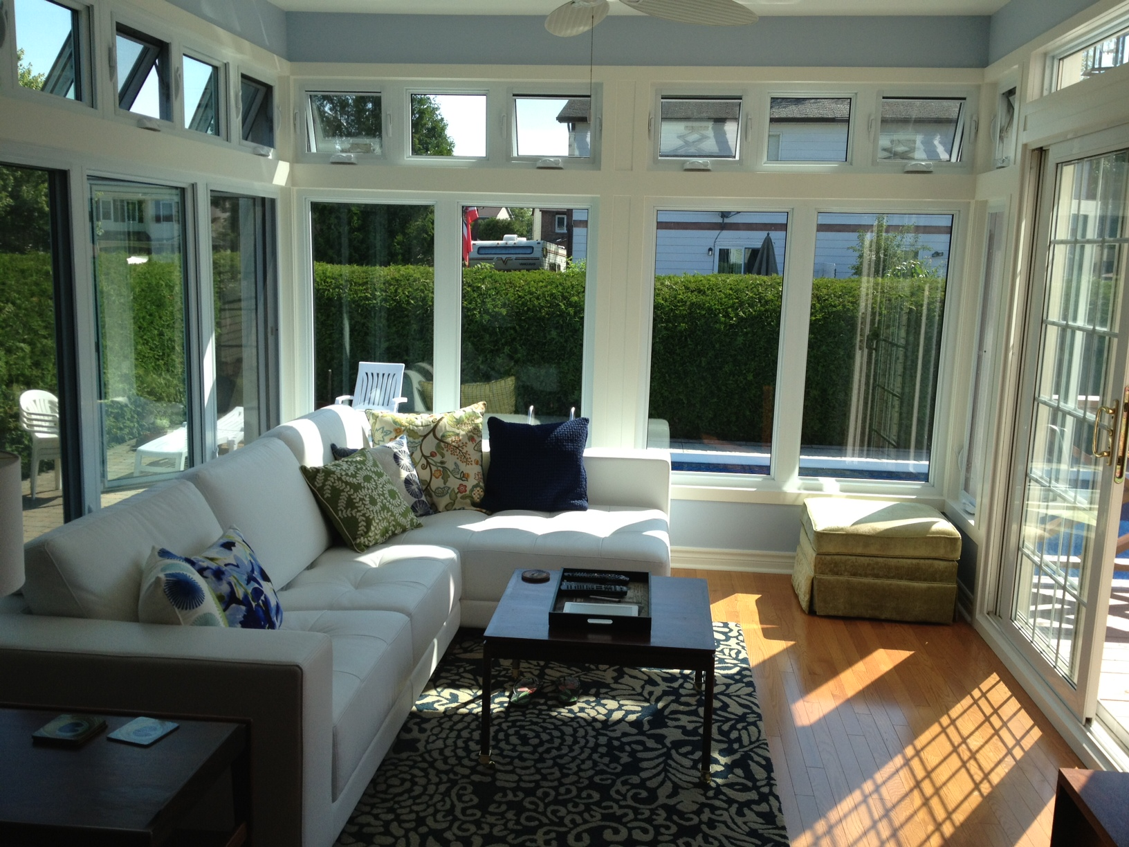 Name:  Completed Sunroom.JPG