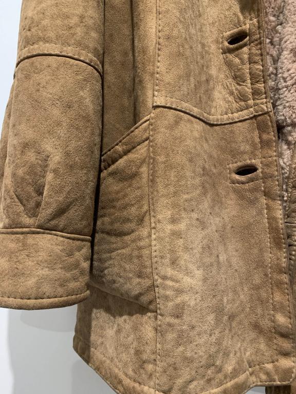 Name:  Sheepskin Jacket - Front detail inc spots.jpg Views: 14 Size:  105.7 KB