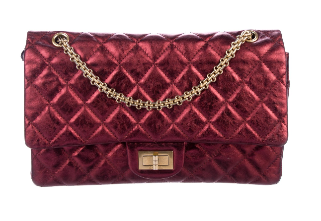 Name:  Chanel Inspiration Maroon Metallic.PNG